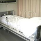 2階病室のベッドです。