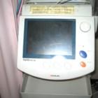 血圧脈波検査装置です。