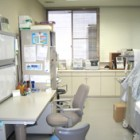 第1診察室です。